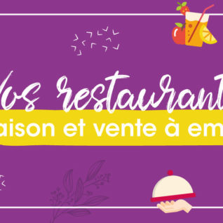 COVID-19 : Restaurants ouverts
