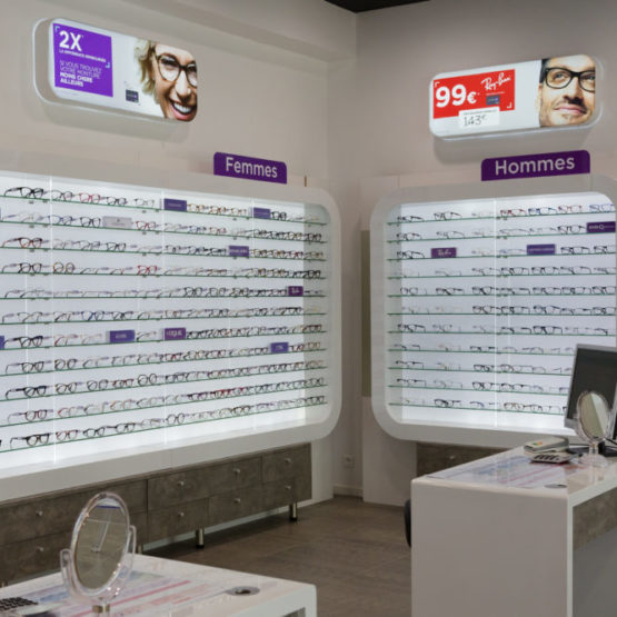 Optical Discount au centre commercial de Pau-Lescar