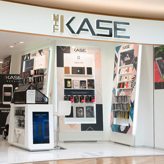 The Kase au centre commercial de Pau-Lescar