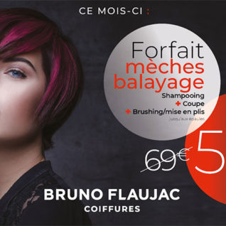 Bruno Flaujac vous chouchoute