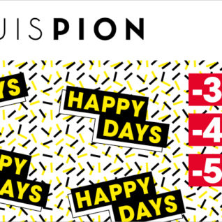 Louis Pion – HAPPY DAYS