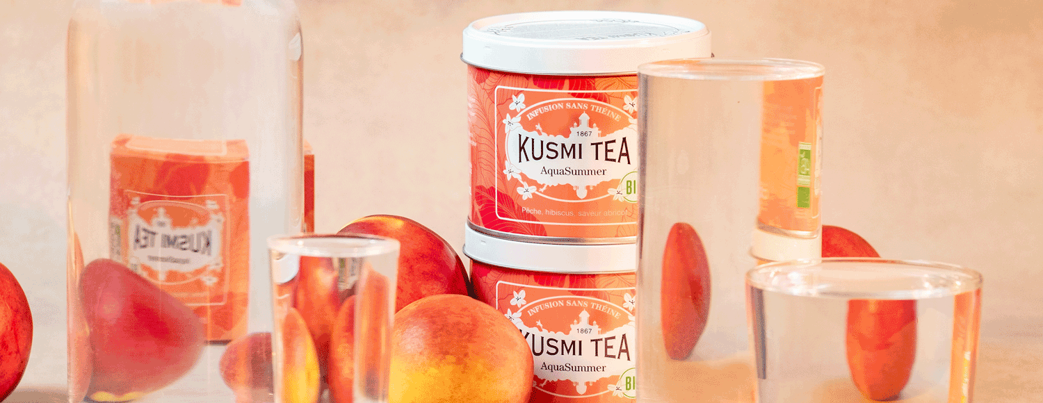 Kusmi Tea Aquasummer