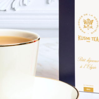 Kusmi Tea – Thé bio Made In France